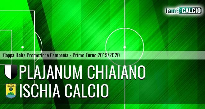 Plajanum Chiaiano - Ischia Calcio