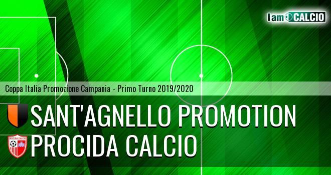 Sant'Agnello Promotion - Procida Calcio