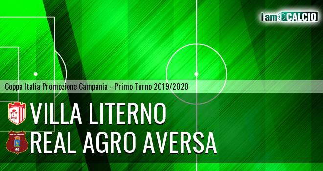 Villa Literno - Real Agro Aversa