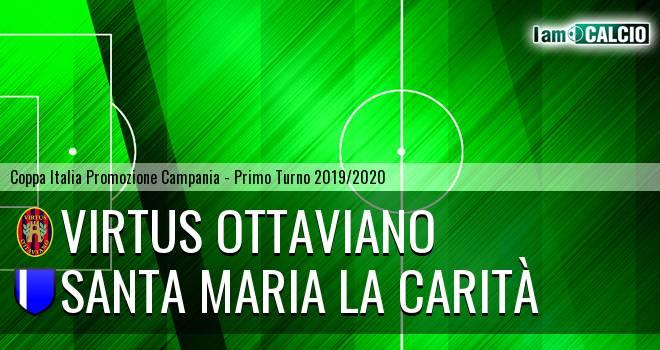 Virtus Ottaviano - Santa Maria la Carità