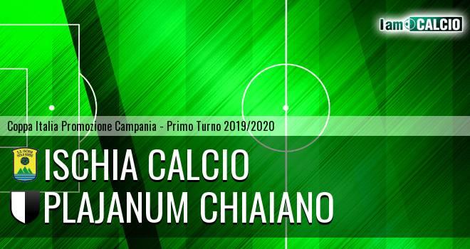 Ischia Calcio - Plajanum Chiaiano