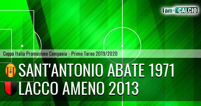Sant'Antonio Abate 1971 - Lacco Ameno 2013