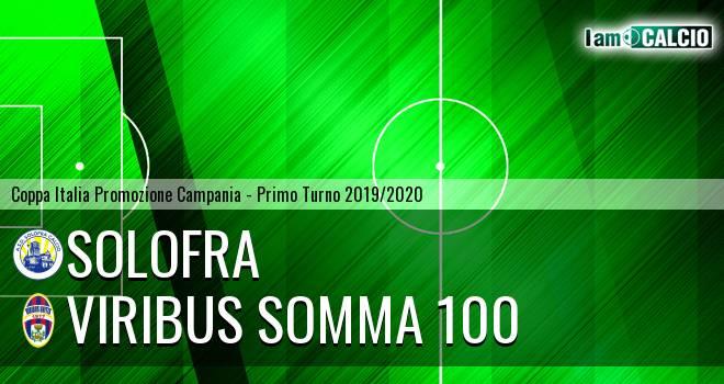 Solofra - Viribus Somma 100