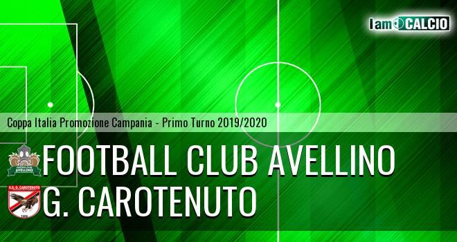 Football Club Avellino - G. Carotenuto