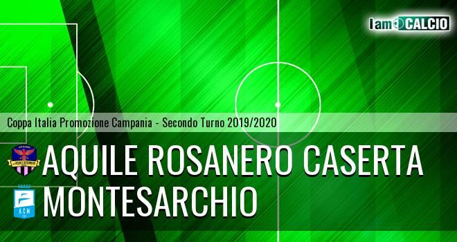 Aquile Rosanero Caserta - Montesarchio