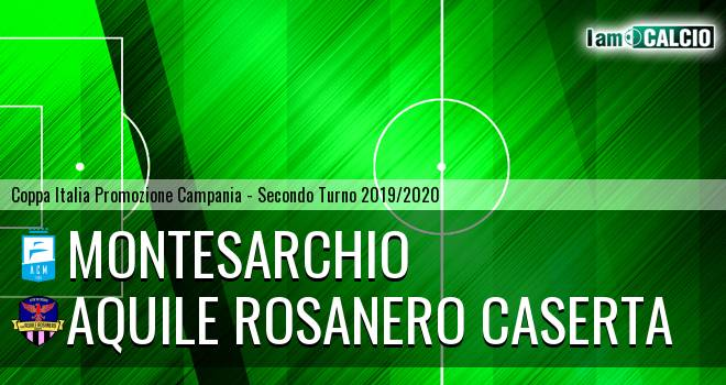 Montesarchio - Aquile Rosanero Caserta