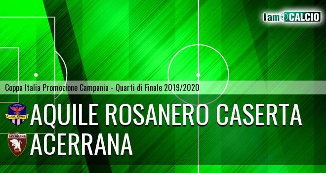 Aquile Rosanero Caserta - Acerrana