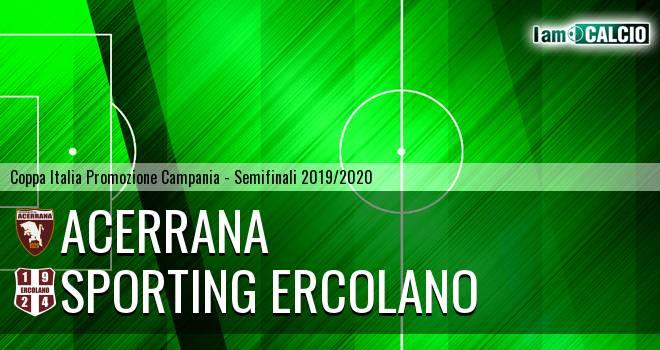 Acerrana - Sporting Ercolano