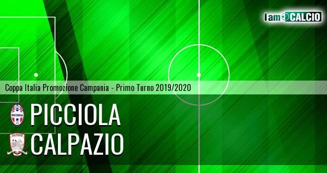 FC Sarnese - Calpazio