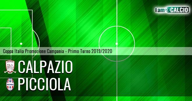 Calpazio - FC Sarnese
