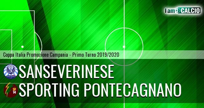 Sanseverinese - Sporting Pontecagnano