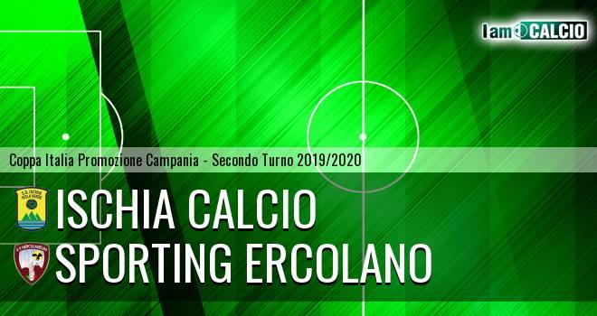 Ischia Calcio - Sporting Ercolano