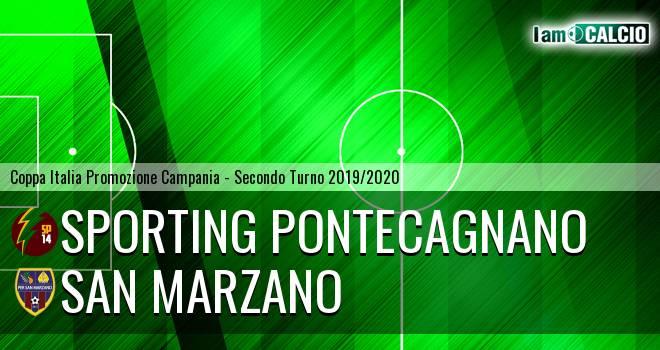 Sporting Pontecagnano - San Marzano