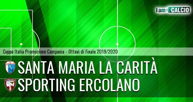 Santa Maria la Carità - Sporting Ercolano