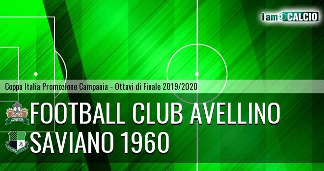 Football Club Avellino - Saviano 1960