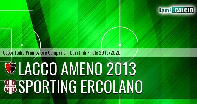 Lacco Ameno 2013 - Sporting Ercolano