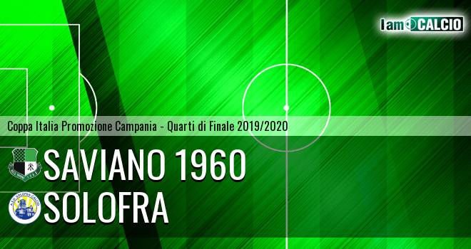 Saviano 1960 - Solofra