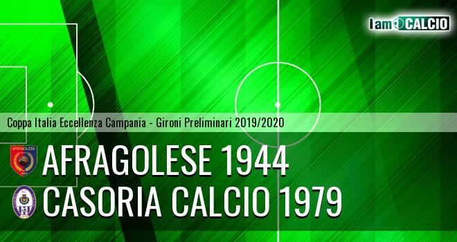 Afragolese 1944 - Casoria Calcio 1979