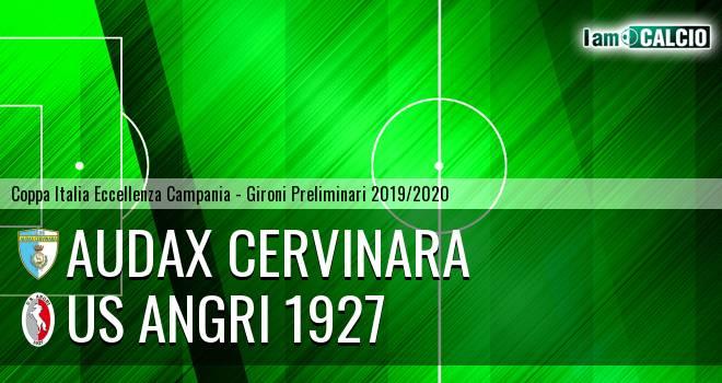 Audax Cervinara - Us Angri 1927