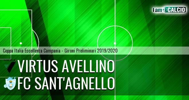 Virtus Avellino - FC Sant'Agnello