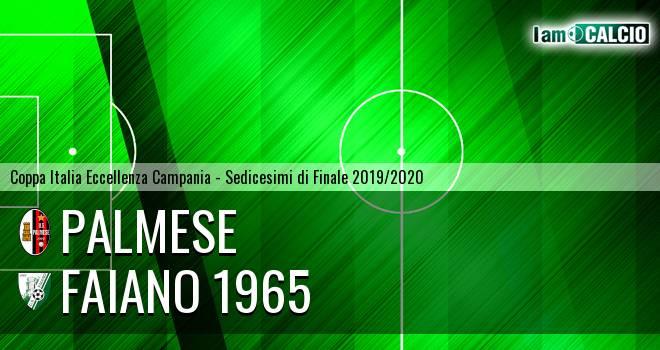 Palmese - Faiano 1965