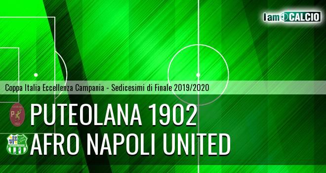 Puteolana 1902 - Afro Napoli United