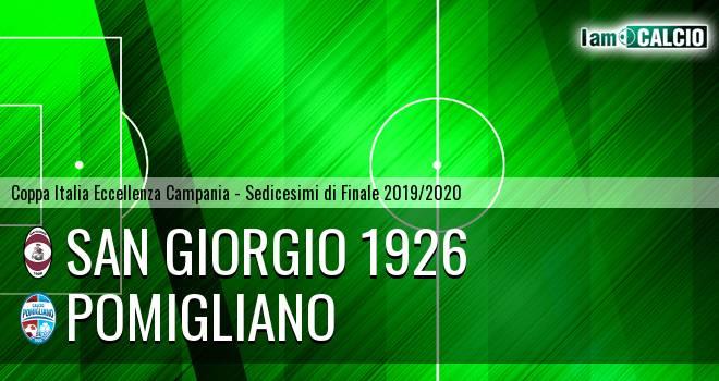 San Giorgio 1926 - Pomigliano