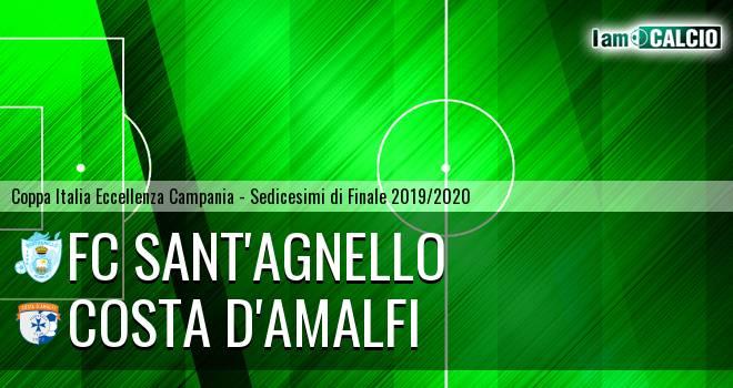 FC Sant'Agnello - Costa d'Amalfi
