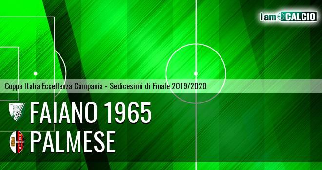 Faiano 1965 - Palmese