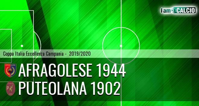 Afragolese 1944 - Puteolana 1902
