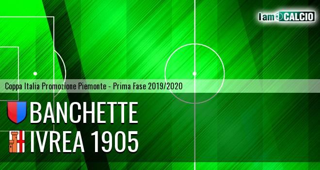 Banchette - Ivrea 1905