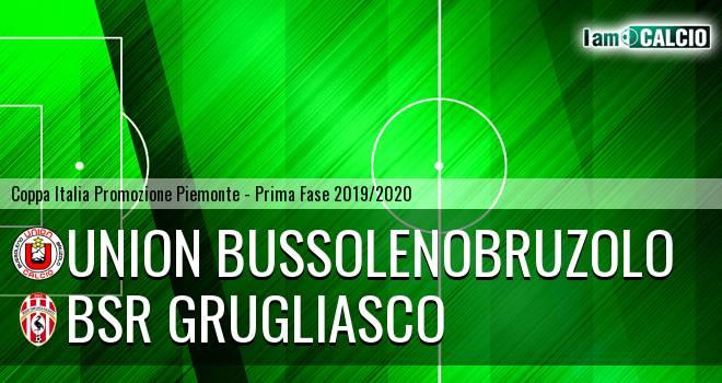 Union BussolenoBruzolo - Bsr Grugliasco