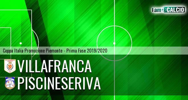 Villafranca - PiscineseRiva