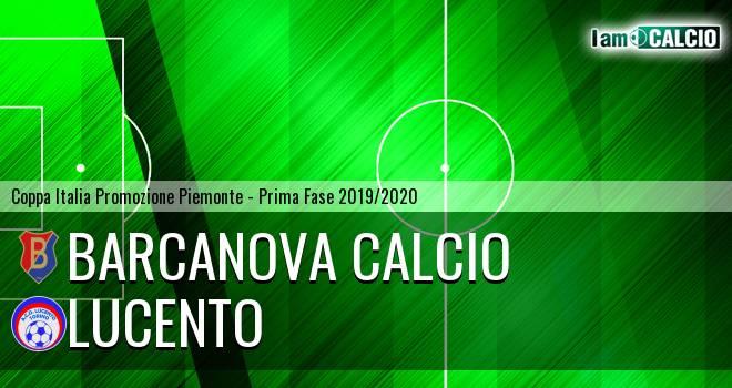 Barcanova Calcio - Lucento