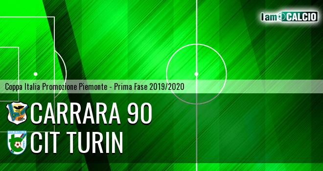 Carrara 90 - Cit Turin