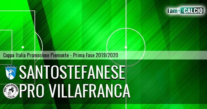 Santostefanese - Pro Villafranca