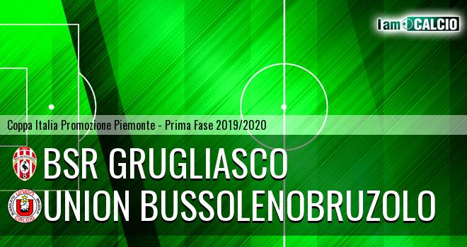 Bsr Grugliasco - Union BussolenoBruzolo