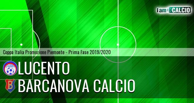 Lucento - Barcanova Calcio