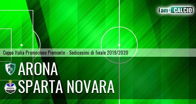 Arona - Sparta Novara