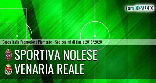 Sportiva Nolese - Venaria Reale