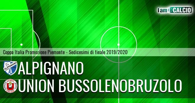 Alpignano - Union BussolenoBruzolo