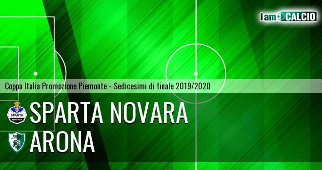Sparta Novara - Arona