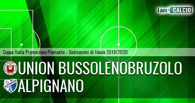 Union BussolenoBruzolo - Alpignano