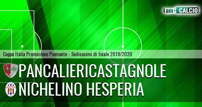 PancalieriCastagnole - Nichelino Hesperia