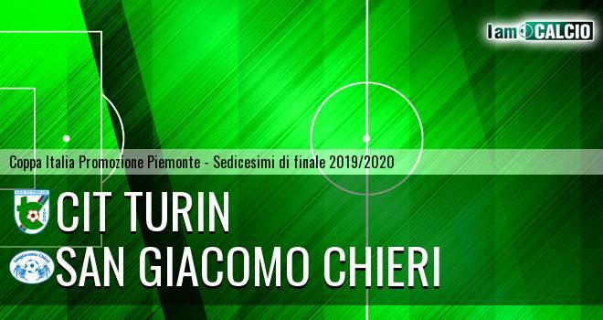Cit Turin - San Giacomo Chieri