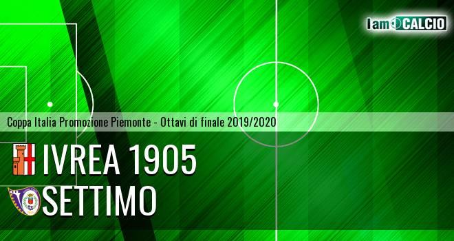 Ivrea 1905 - Settimo