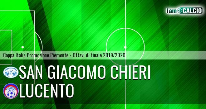 San Giacomo Chieri - Lucento