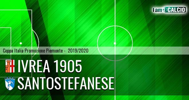 Ivrea 1905 - Santostefanese