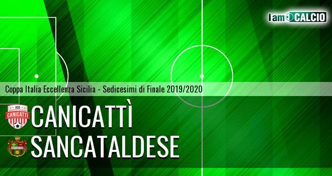 Canicattì - Sancataldese