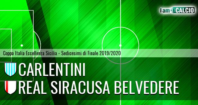 Carlentini - Real Siracusa Belvedere